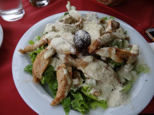 24. Salata Cezar