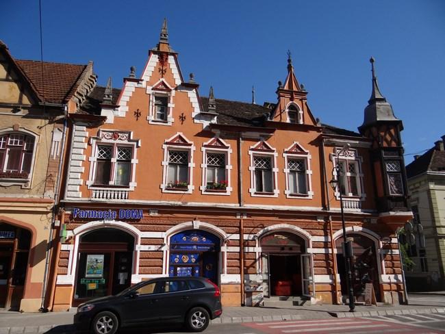 25. Downtown Sighisoara