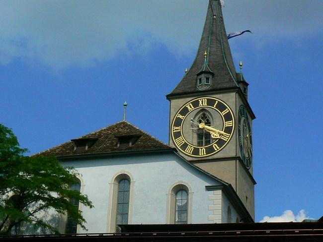 02. Catedrala Mare - Zurich