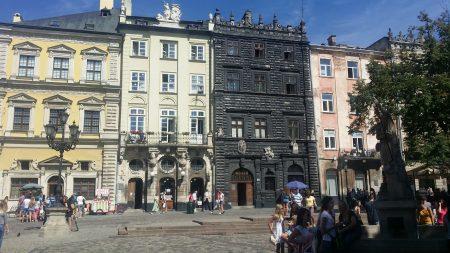 03. Piata Centrala Lviv