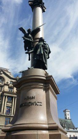 04. Monument Adam Mickiewicz