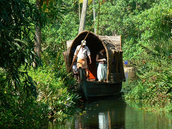 05. Backwaters Kerala