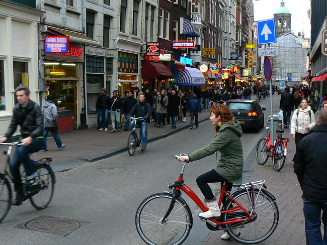 06. Biciclete in Amsterdam