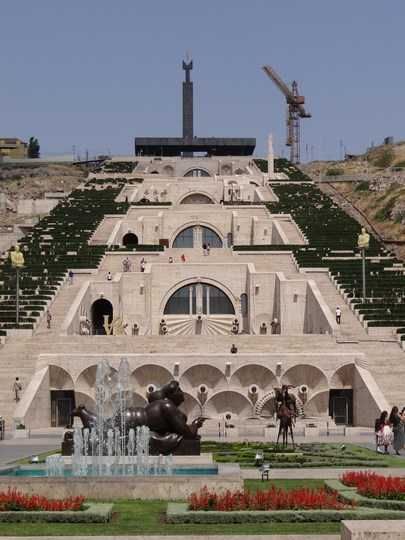 06. Cascade Erevan, Armenia