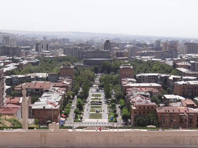 07. Panorama Erevan