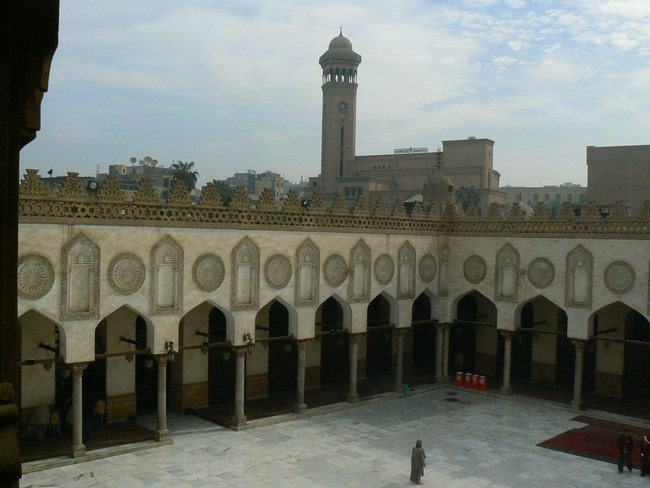 08. Moscheea Al-Azhar