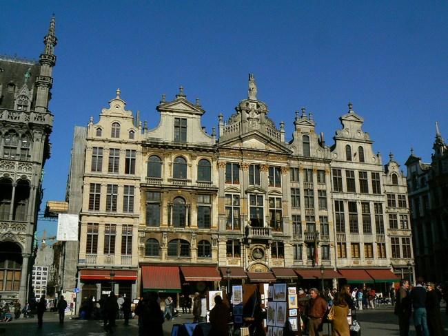 08. Piata Centrala Bruxelles