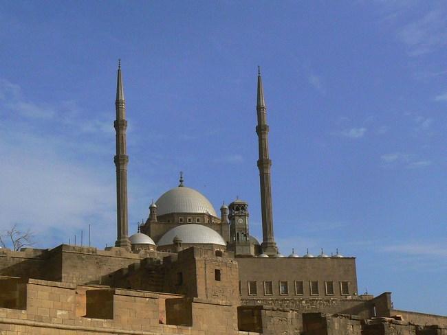 09. Moscheea Mohamed Ali Cairo