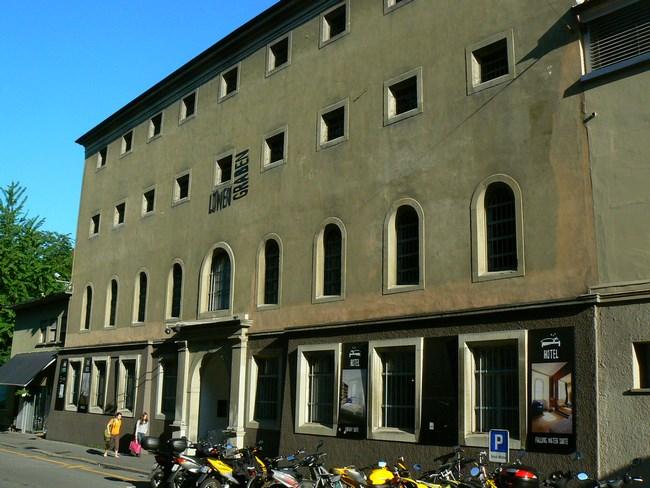 09. Puscaria - hotel