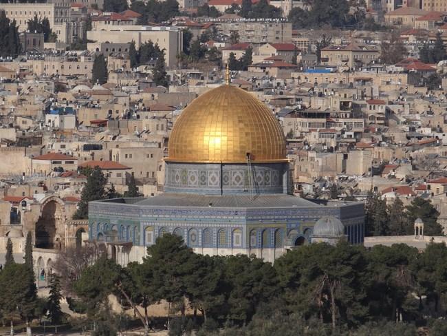 10. Al-Aqsa, Ierusalim, Palestina