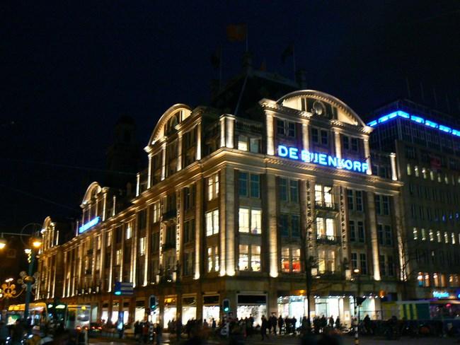 10. Amsterdam by night