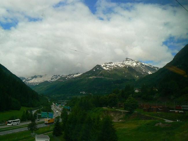 10. Trecatoarea Alpilor