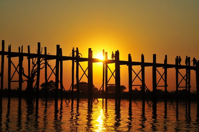 10. U Bein Bridge (Copy)
