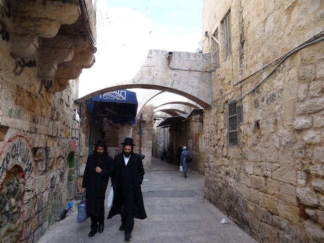 12. Evrei ortodocsi