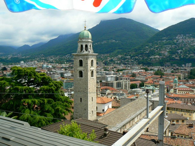 12. Lugano