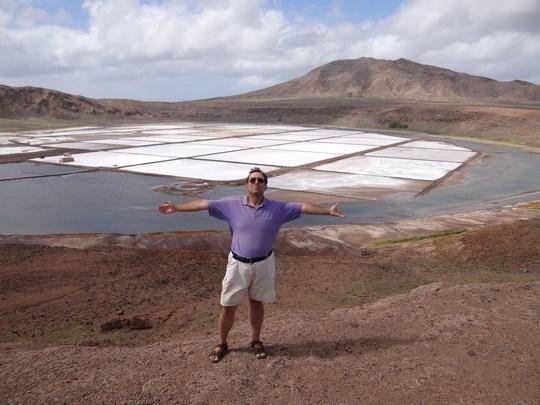 12. Salineras, Capul Verde