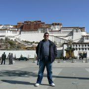 13. Palatul Potala Lhasa Tibet