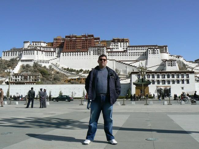 13. Palatul Potala, Lhasa, Tibet