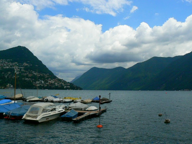 14. Lacul Lugano