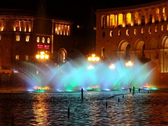 16. Piata Republicii Erevan