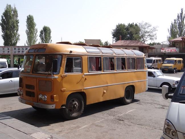17. Autogara Erevan