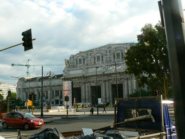18. Gara Milano Centrale