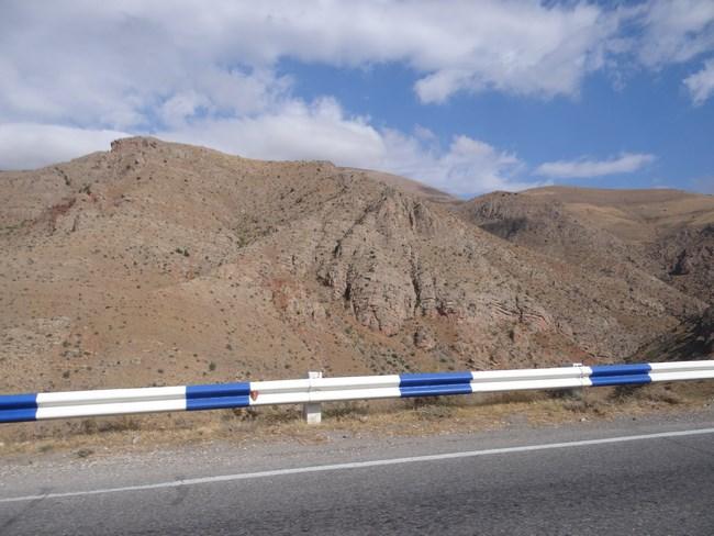 18. Zone parjolite - Armenia de sud