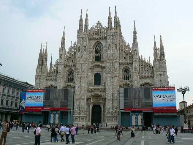 19. Domul din Milano