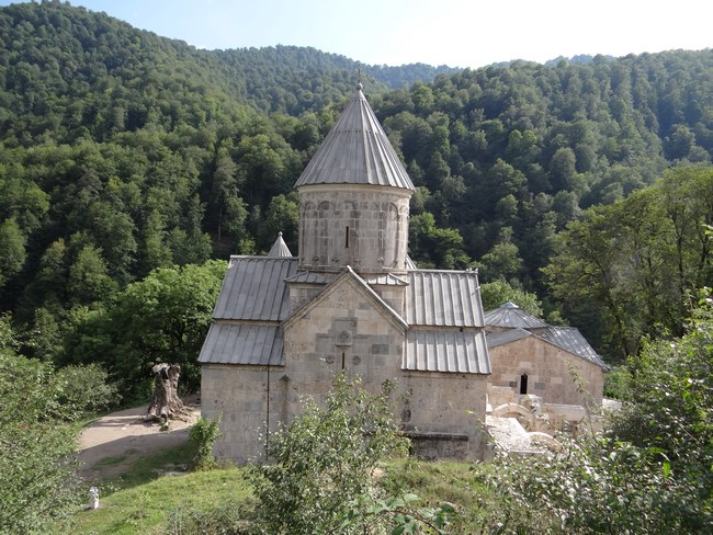 20. Armenia impadurita