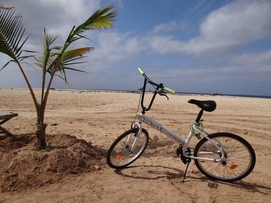 21. Pe bicicleta in Capul Verde
