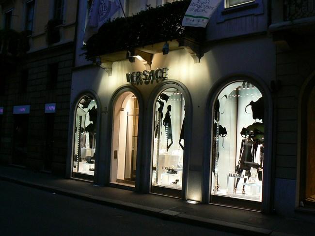 21. Versace Milano