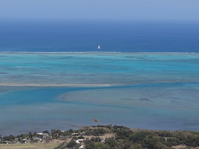 25. Marea in Mauritius