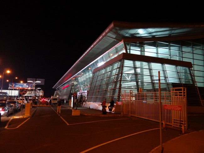 01. Aeroport Tbilisi