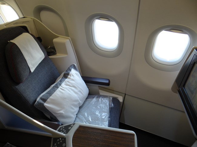 01. Business class Bucuresti - Doha