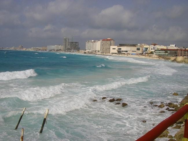 01. Plaja Cancun