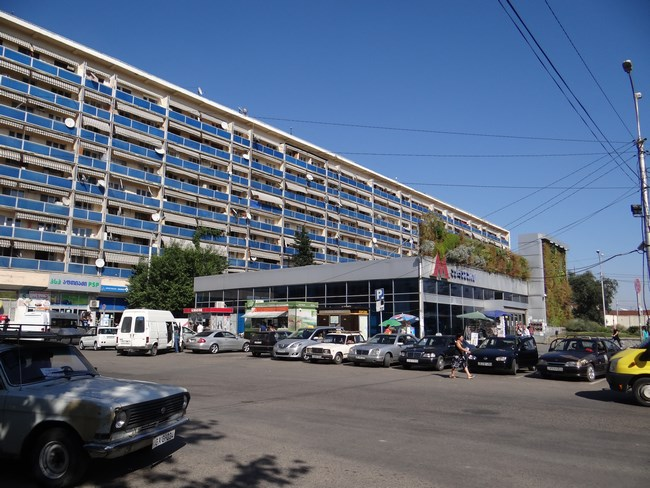 02. Marshrutka Erevan - Tbilisi
