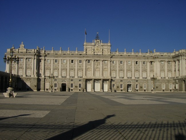 02. Palatul Regal din Madrid
