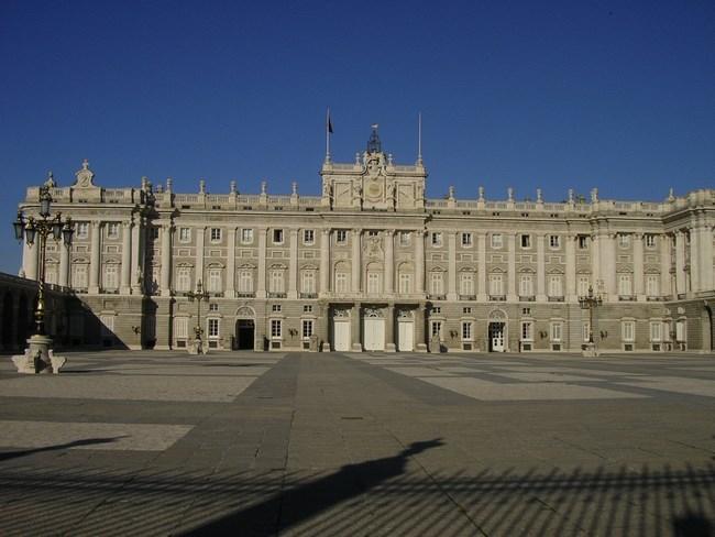 02. Palatul Regal din Madrid