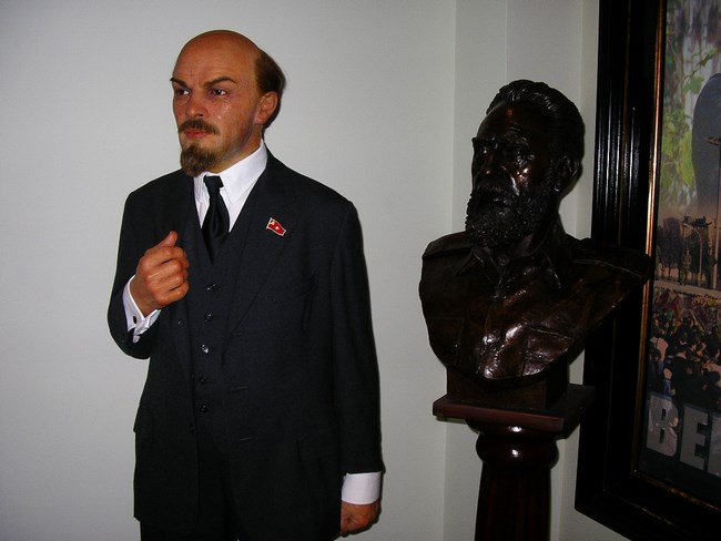 03. Vladimir Ilici Lenin la Amsterdam