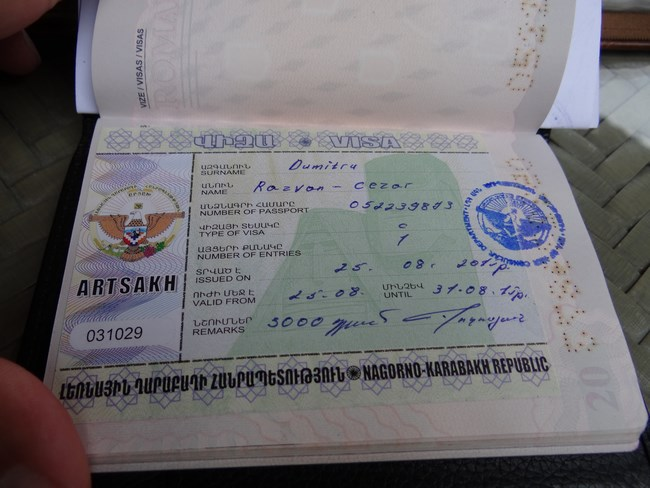 04, Viza Karabakh