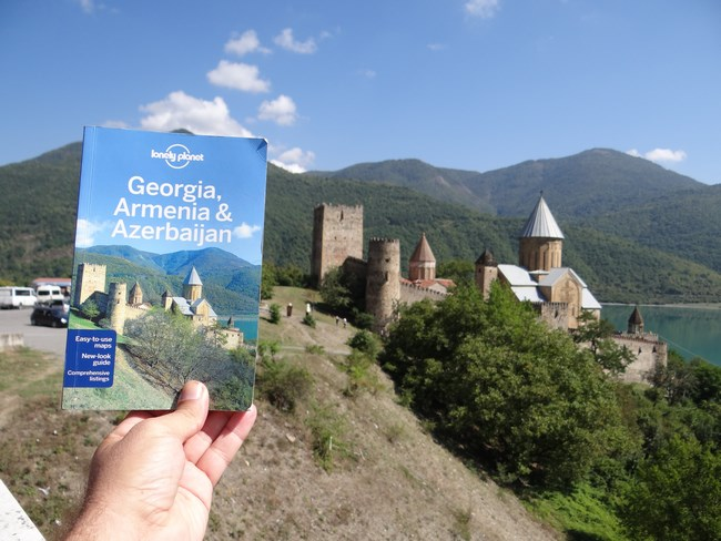 04. Ananuri - Lonely Planet