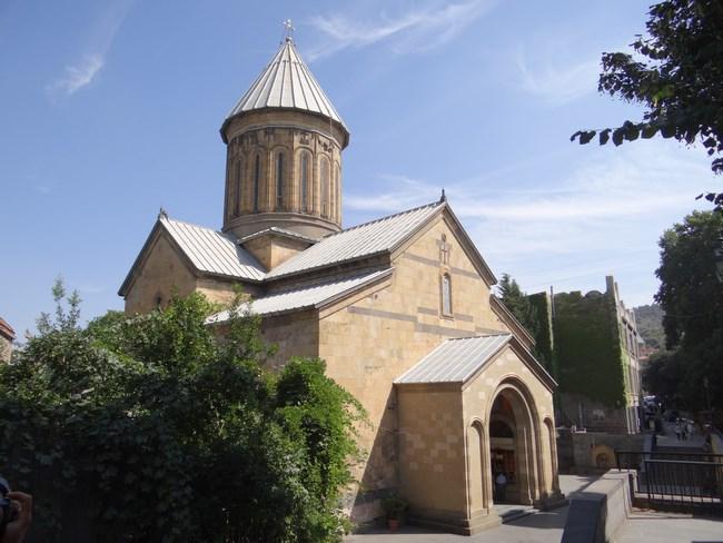 04. Biserica din Tbilisi