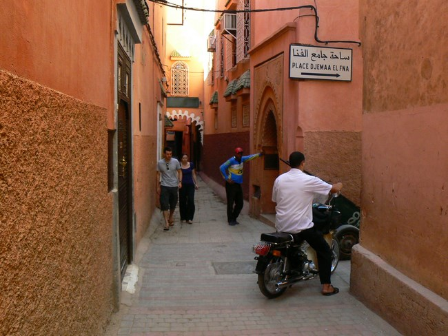 04. Medina Marrakech