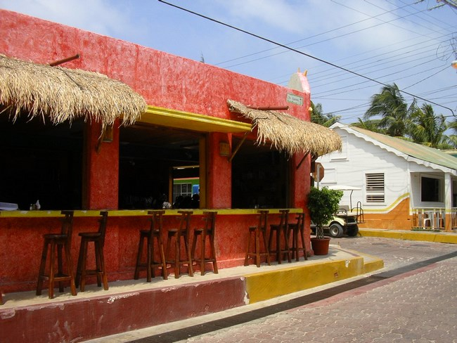 05. Restaurant Isla Mujeres