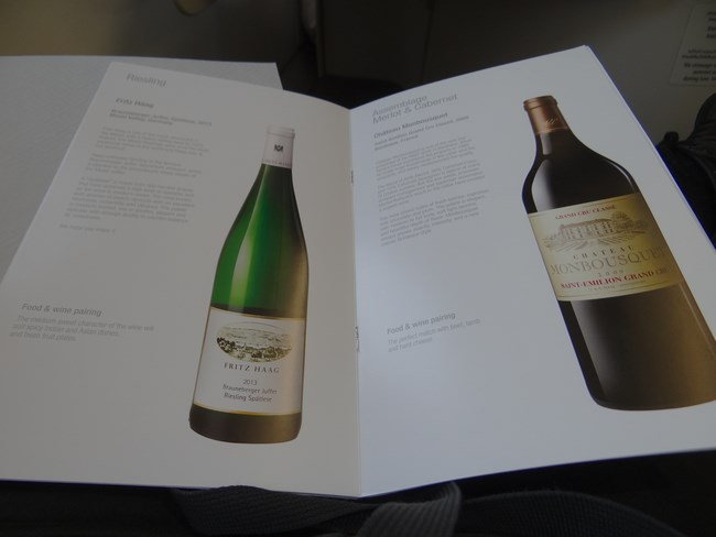 05. Wine - Qatar Airways