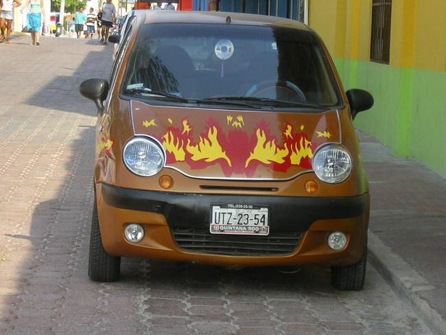 06. Daewoo Matiz