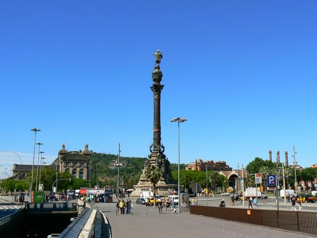 08. Statuia lui Columb