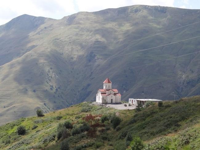 11. Biserica in Georgia