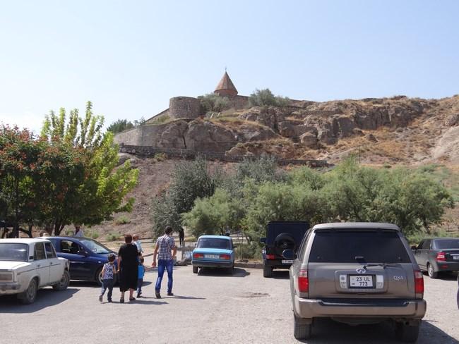12. Khor Virap monastery
