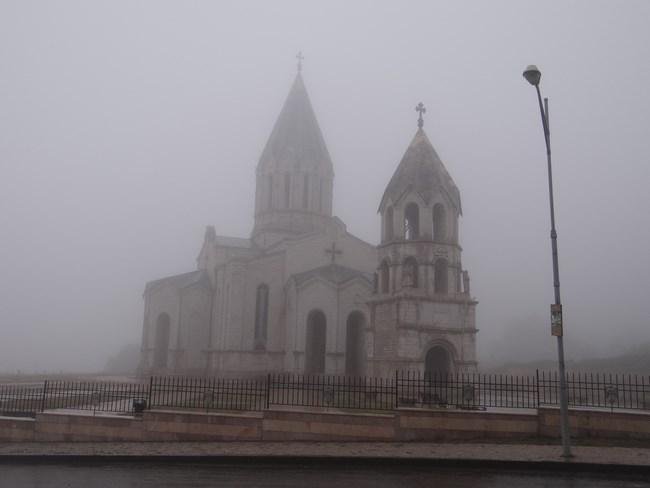13, Catedrala din Shush